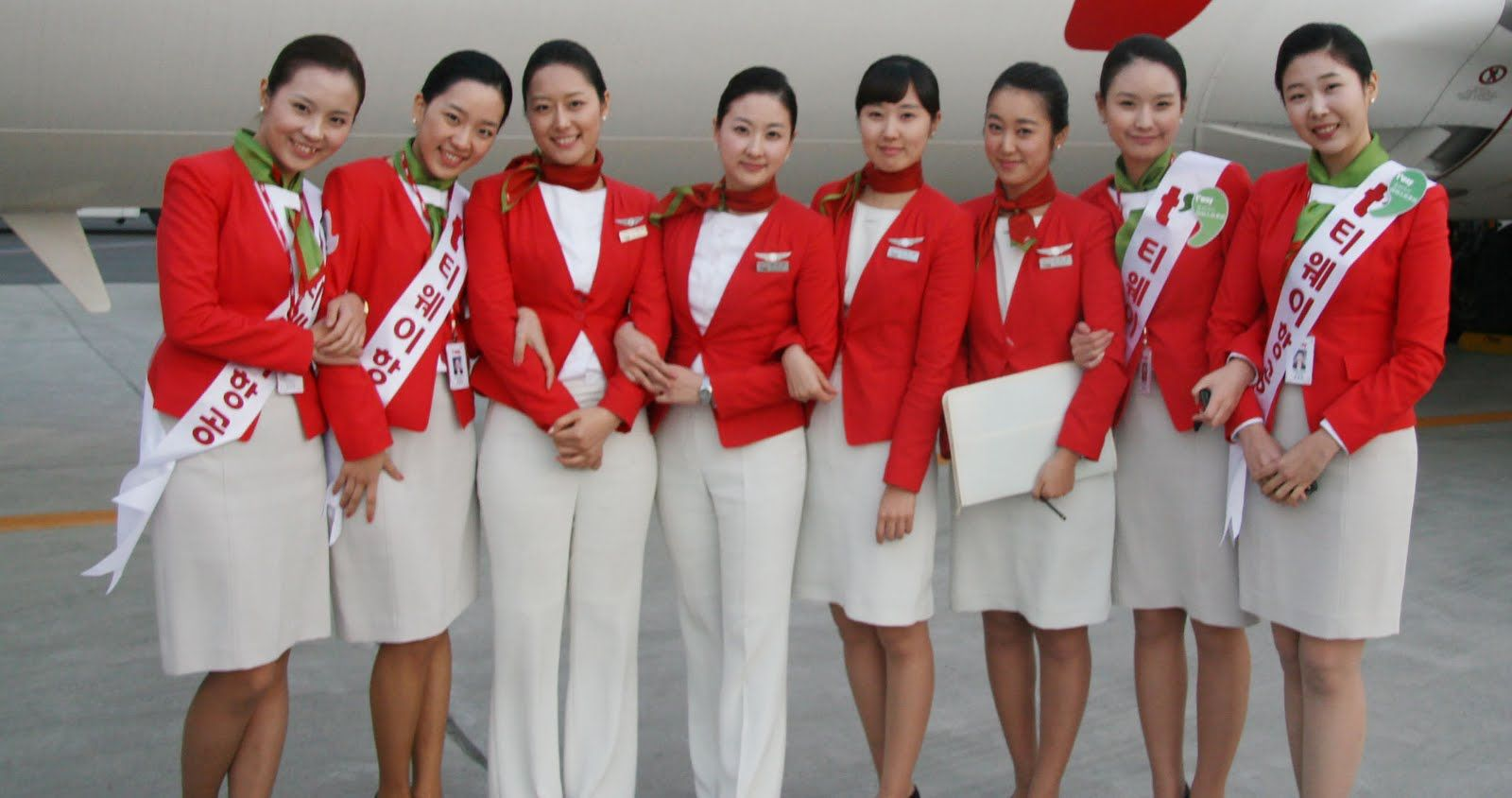 cover letter for flight attendant position%0A T u    way Airlines Korea
