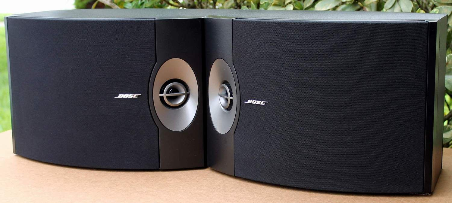 bose 301 series v. the 301 series v - my bose speakers. bose