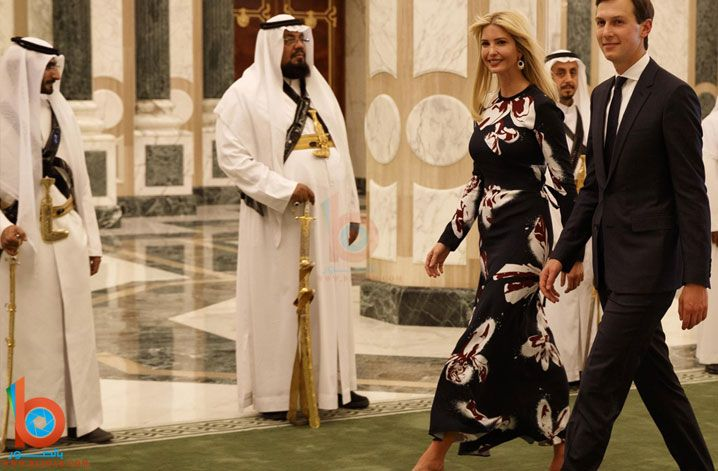 من صور ايفانكا ترامب في المملكة