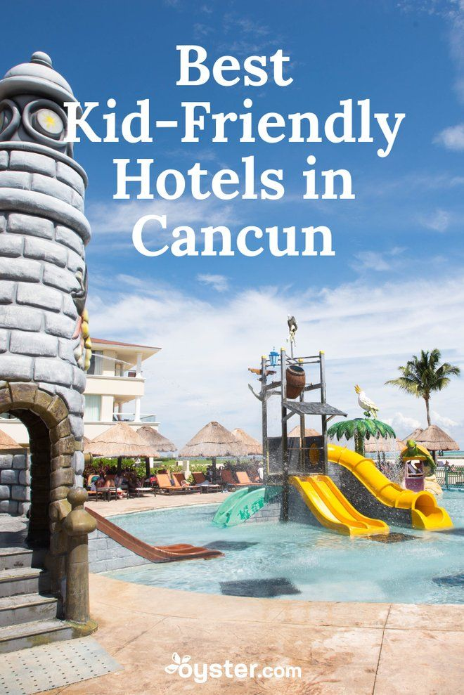Heading To Cancun For A Family Vacation With Sandy Beaches Expansive Pool Complexes And Excellent Snorkeling Theres No Shortage Of Friendly