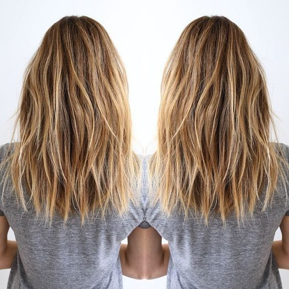 10 Stylish Blonde Balayage Color: Hair Color Ideas