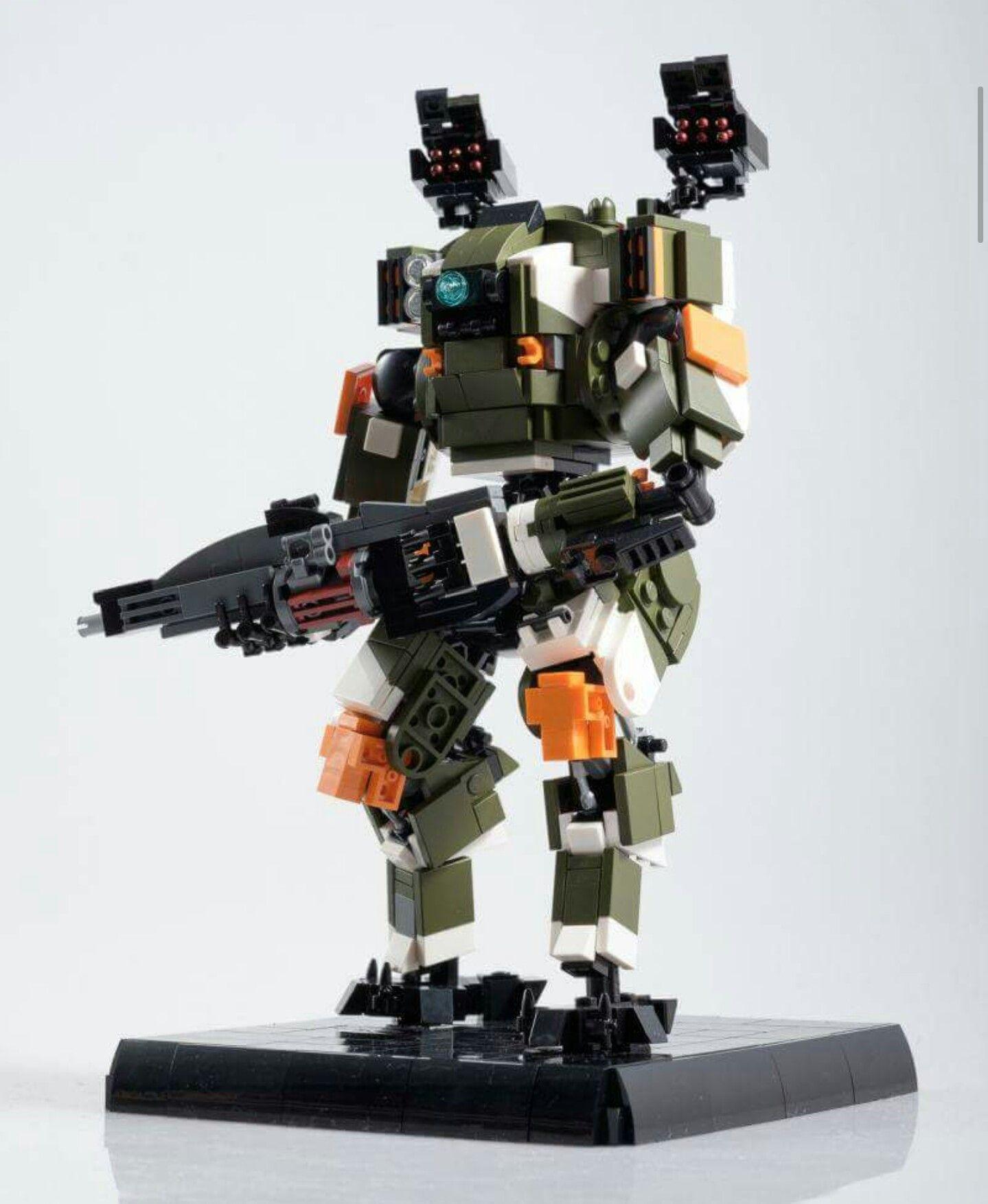 omg, tone titan from titanfall2