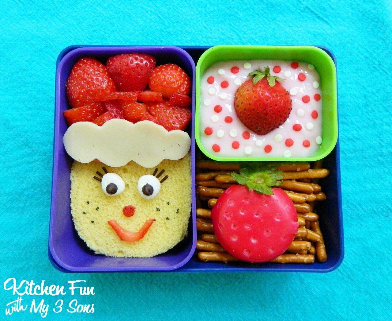 23 Easy & Adorable Back-to-School Bento Box Lunches! #bentoboxlunch