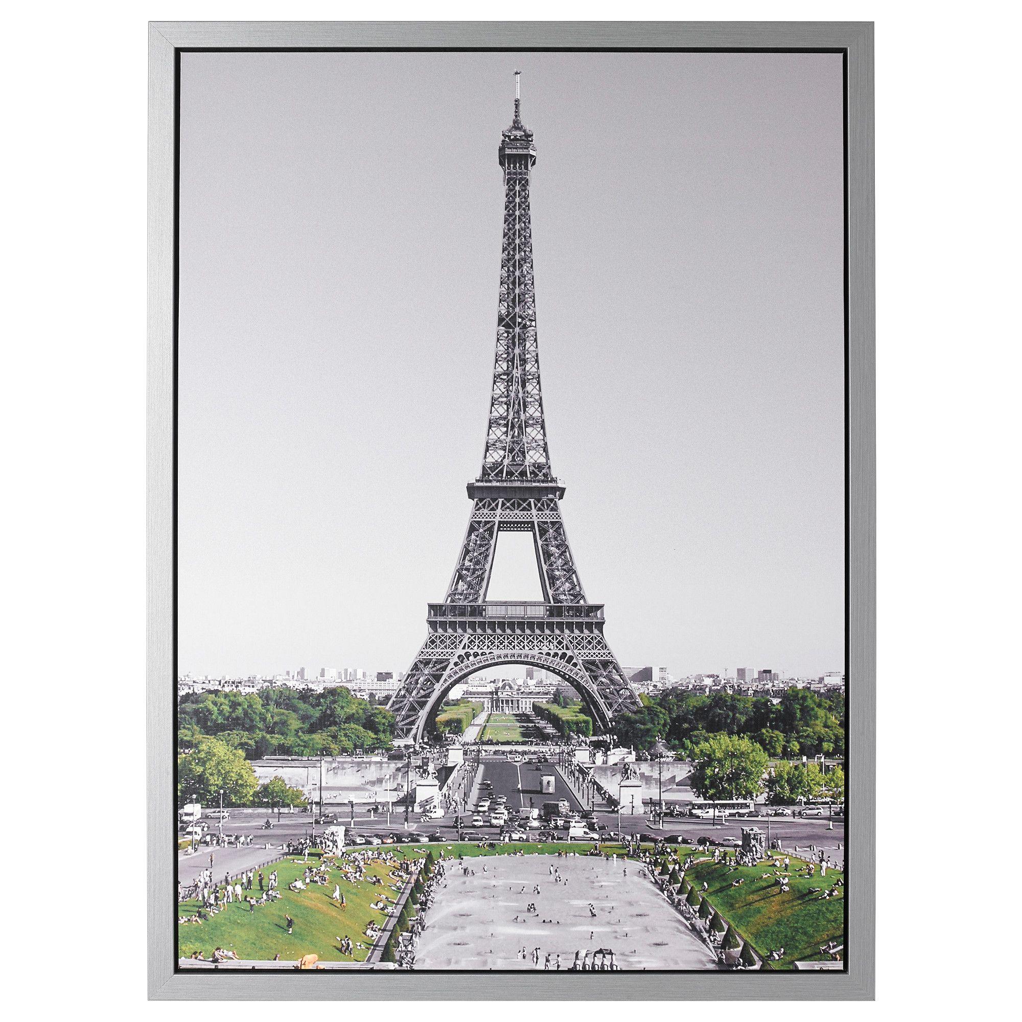 Vilshult Picture Ikea Eiffel Tower By Richard Silver Www
