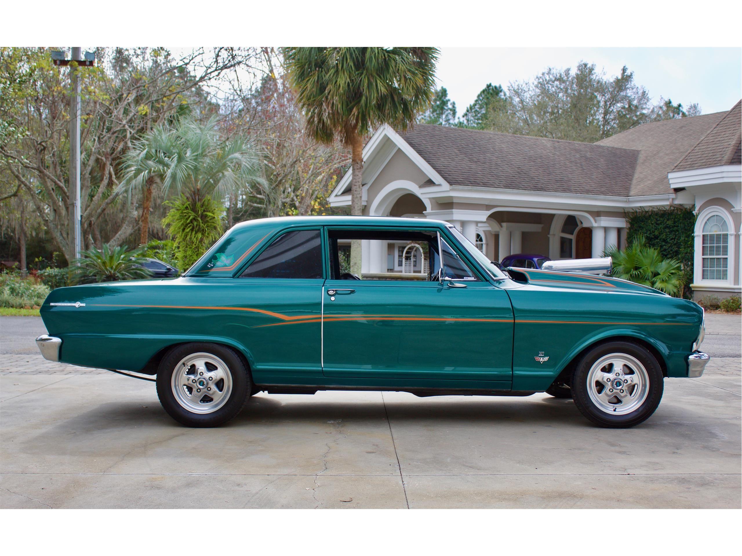 1965 Chevrolet Nova For Sale Listing Id Cc 1180361 Classiccars Com Driveyourdream Chevynova Nova Musc Chevrolet Nova Chevrolet Muscle Cars For Sale