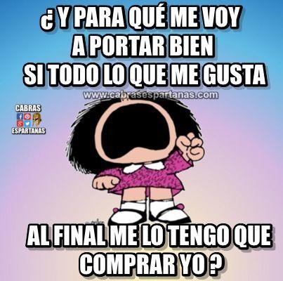 Reyes Magos Injustos Me Lo Compro Yo Mafalda Frases