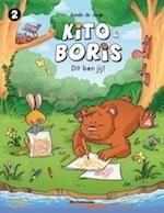 Kito en Boris. Dit ben jij