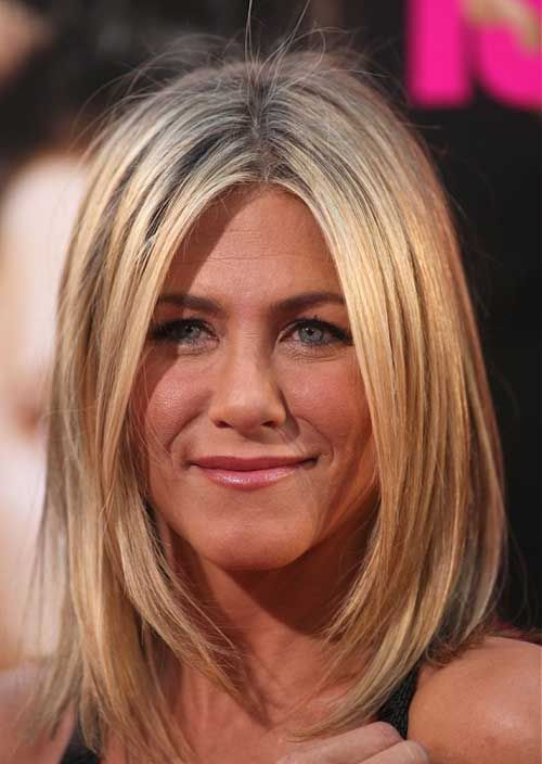 Cool 10 Jennifer Aniston Bob Haircuts Aniston Haircuts