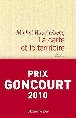 La carte et le territoire : j'apprécie tout particulièrement le style de Houellebecq, qui a le don de m'hypnotiser. Une prose hypnotisante, c'est rare !