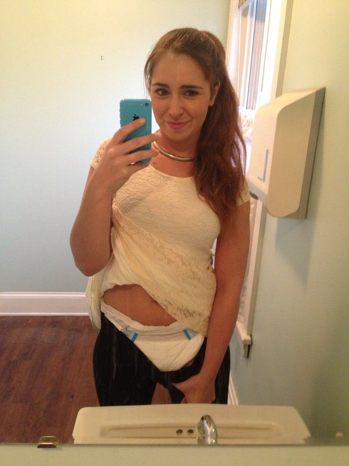 girls messy diapers Hot sexy