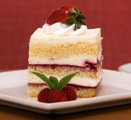 Strawberry Cake Filling On Bakespace Com Recipe Cake Filling Recipes Filling Recipes Strawberry Cake Filling