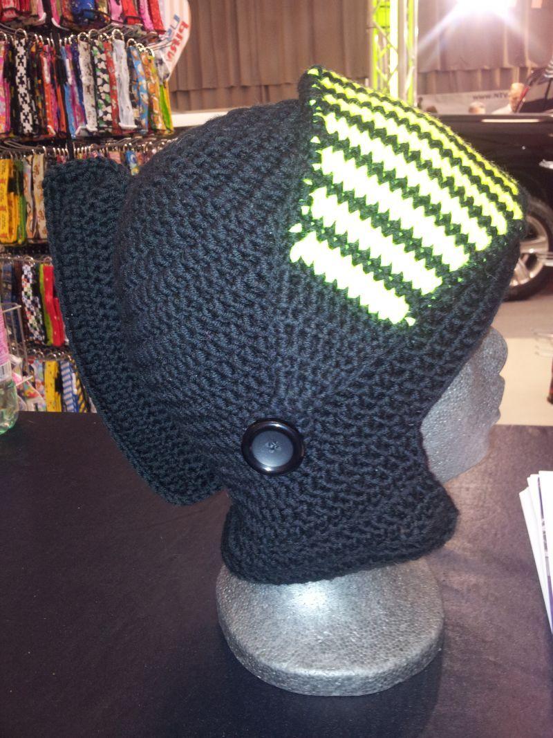 Rittermütze Häkelanleitung | Häkeln | Pinterest | Knit crochet ...
