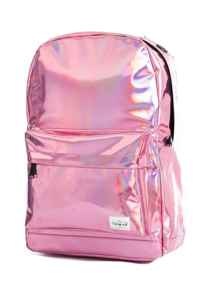 Spiral UK Pink Rave OG Backpack