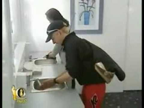 Womens Public Bathroom Toilet Prank Hidden Camera   Http://movies.chitte.