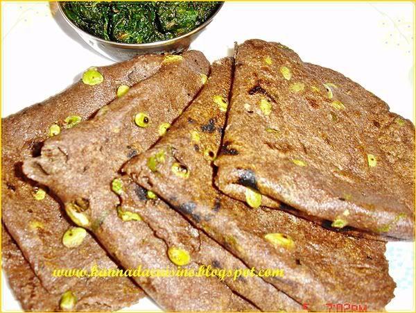 Kannada cuisine ragi rotti ragi roti kannada recipies recipes from karnataka forumfinder Images