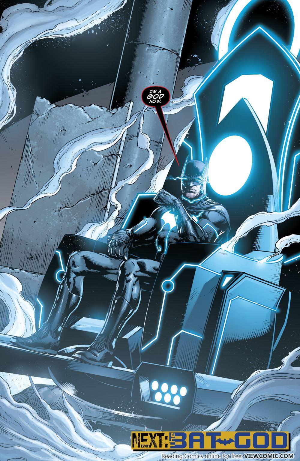 """I'M A GOD NOW""""   Batman comics, Darkseid, Batman universe"""