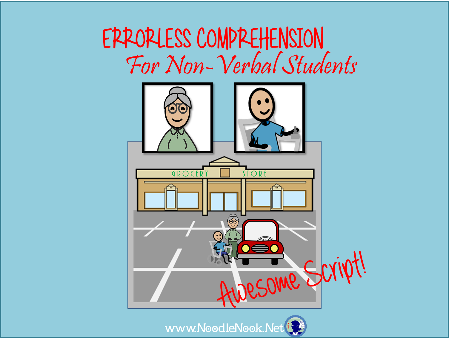Errorless Comprehension For Non Verbal Students