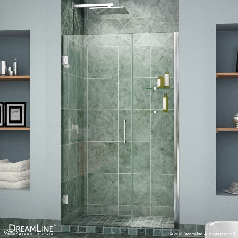 Dreamline Shdr 20577210s With Images Shower Doors Frameless