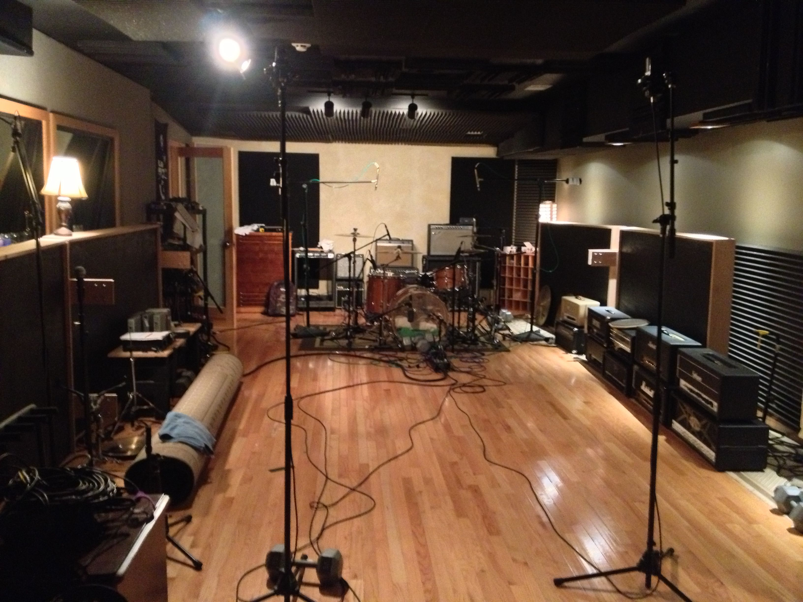 Love Days Like Today Recording Drums Recording Studio Home Music Studio Home Studio