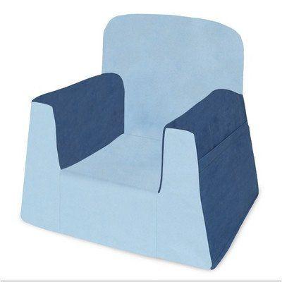 P Kolino Little Reader Chair Light Blue 39 99 Topseller