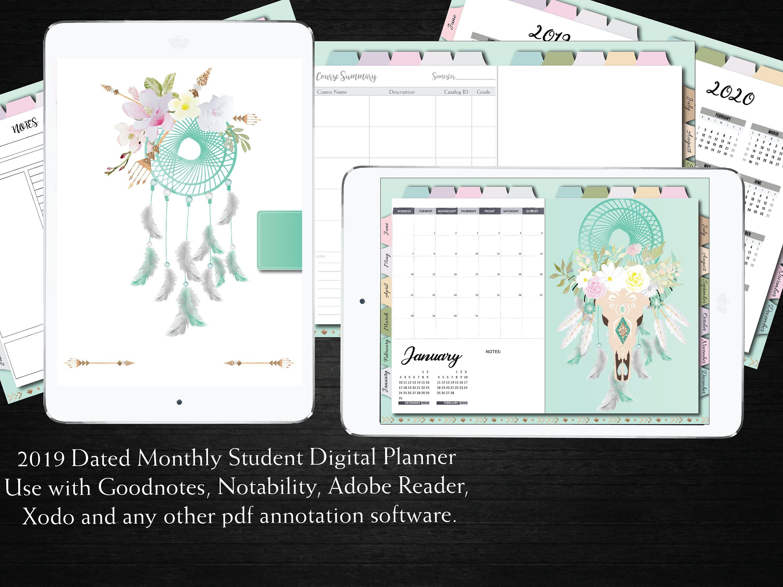 Pin by PrettyDigiDesigns on Digital Planners Digital