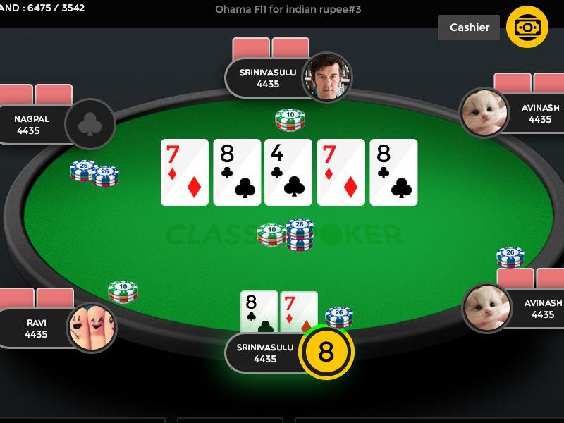 Pin on Poker UI reference