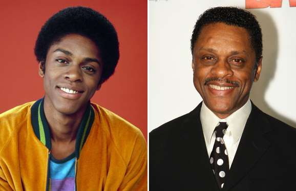 Lawrence Hilton-Jacobs (1975, 2015) - ABC Photo Archives/ABC via Getty Images; Leon Bennett/WireImage/Getty Images