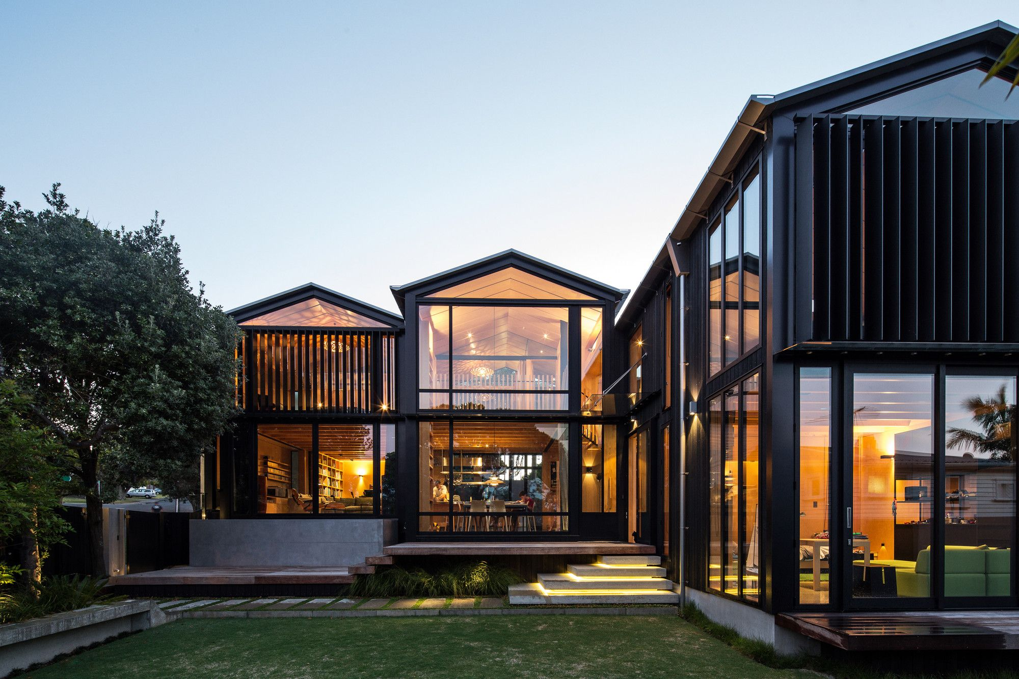 Gallery Winners The Auckland Architecture Awards Announced Metal Building Homes