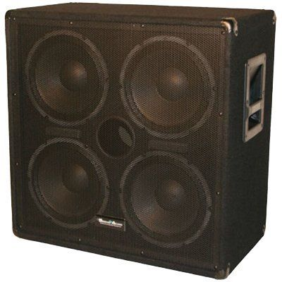 Seismic Audio 410 Bass Guitar Speaker Cabinet Pa Dj 800 Watts 4x10 4 10 By Seismic Audio 224 99 4x10 Bass Guitar Speak Metal Grill Sound Stage Dj Speakers