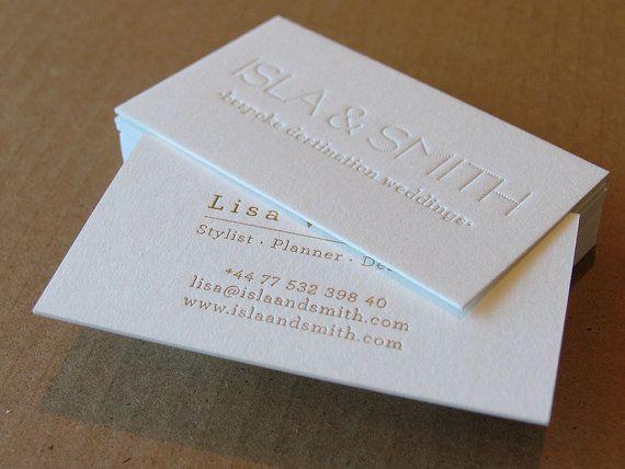 Letterpress Business Cards Calling Cards Custom Design 1 Etsy In 2021 Letterpress Business Cards Printing Business Cards Letterpress