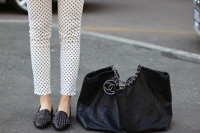 #fashion #shoes Corriere della moda: Polka Dots