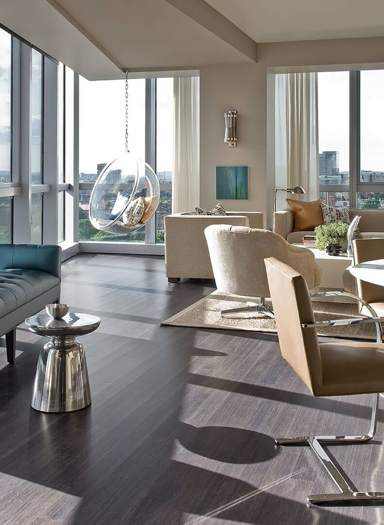 Living Room Dark Grey Flooring Paint colors for living