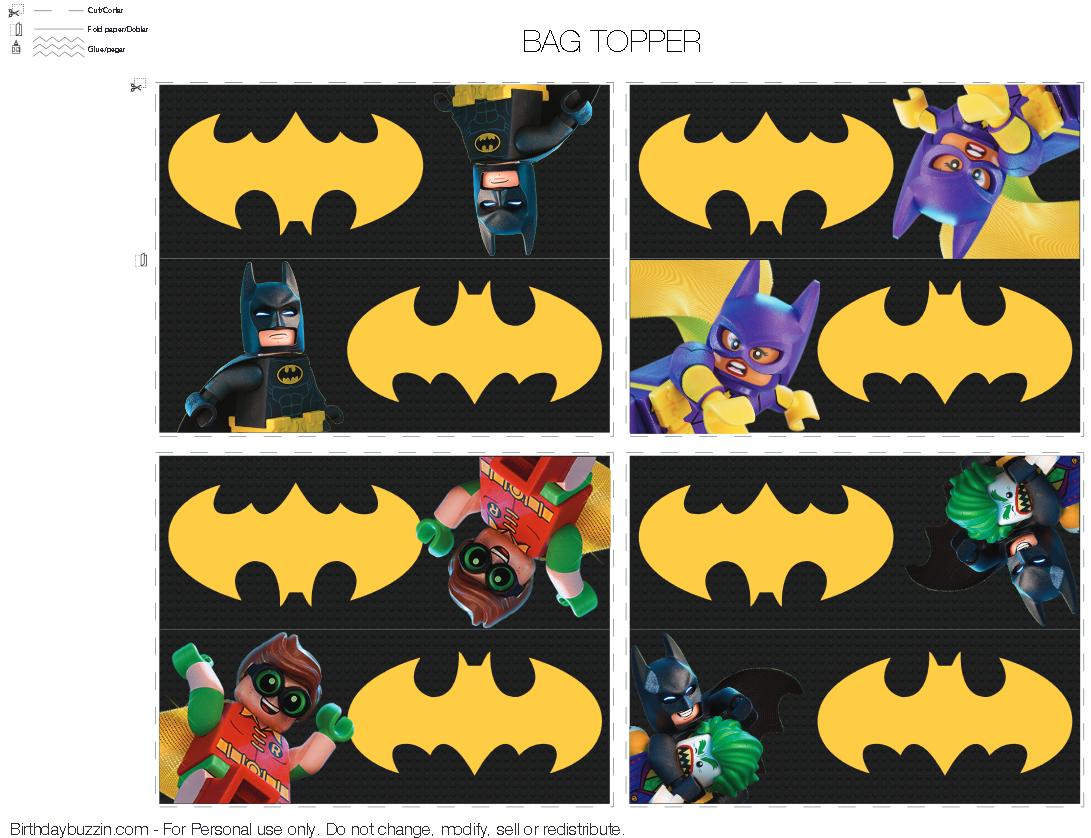 Pin On Lego Batman Super Heros Printables