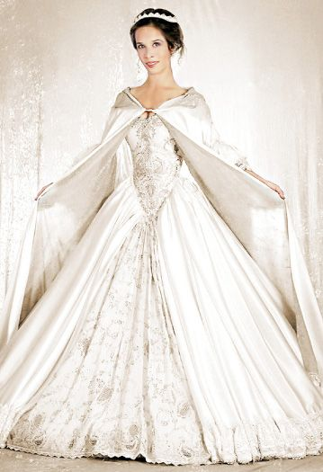 Wedding Dresses For Queens : Medieval and celtic wedding gowns custom storybook