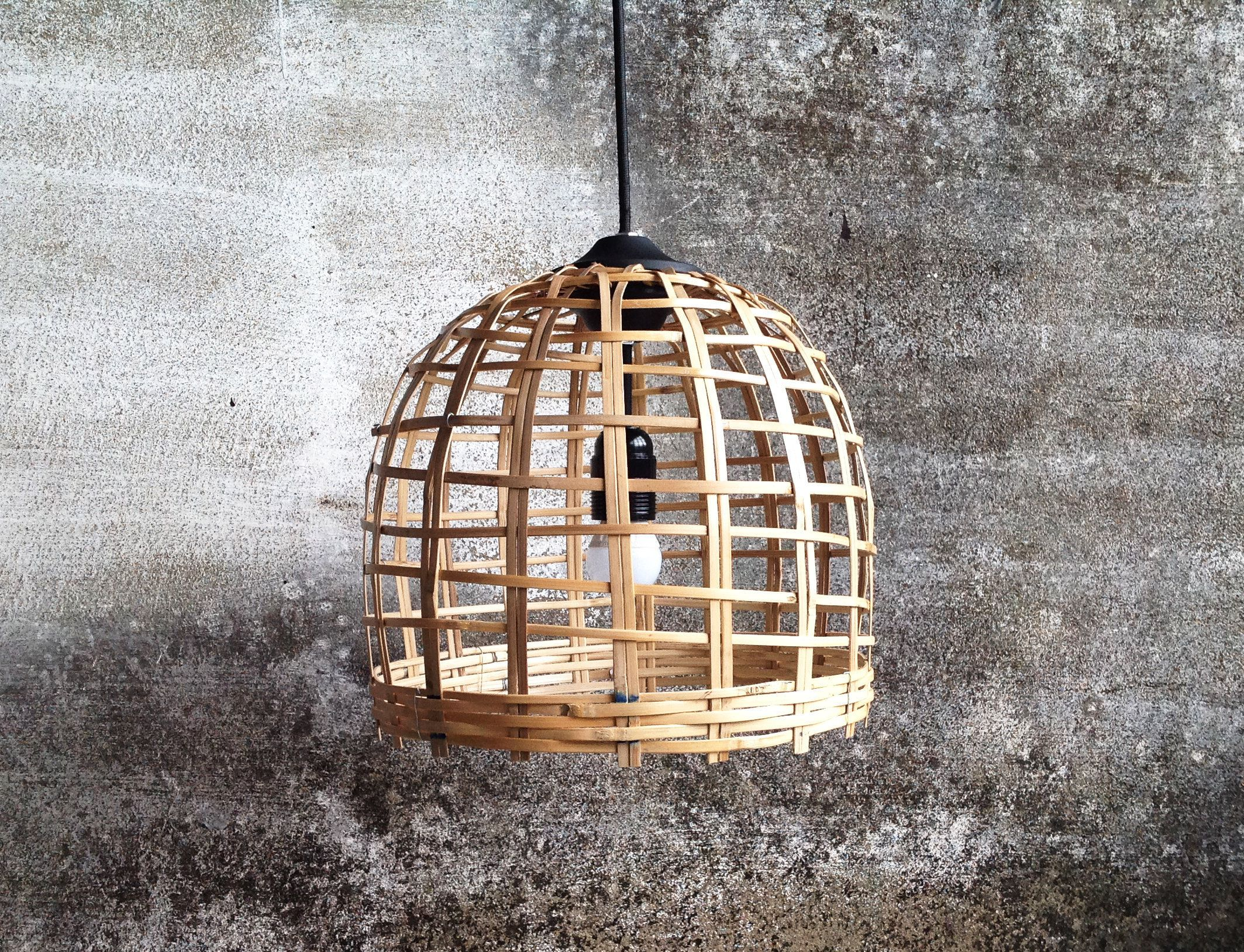 Bedside Pendant Lights Wicker Bamboo Basket Pendant Light Bamboo Woven Shade Hanging Lamp Size 11 Bedside Pendant Lights Pendant Light Bamboo Pendant Light