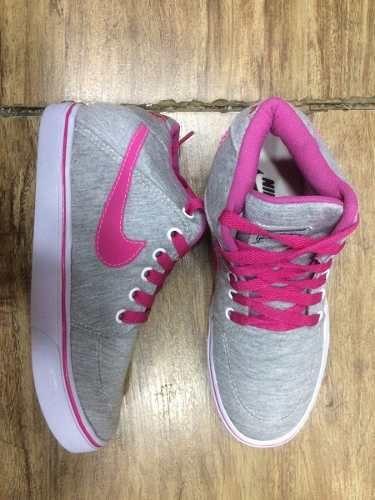Tenis Botinha Nike Cano Alto Feminino Queima Oferta - R  89 20c4546394b