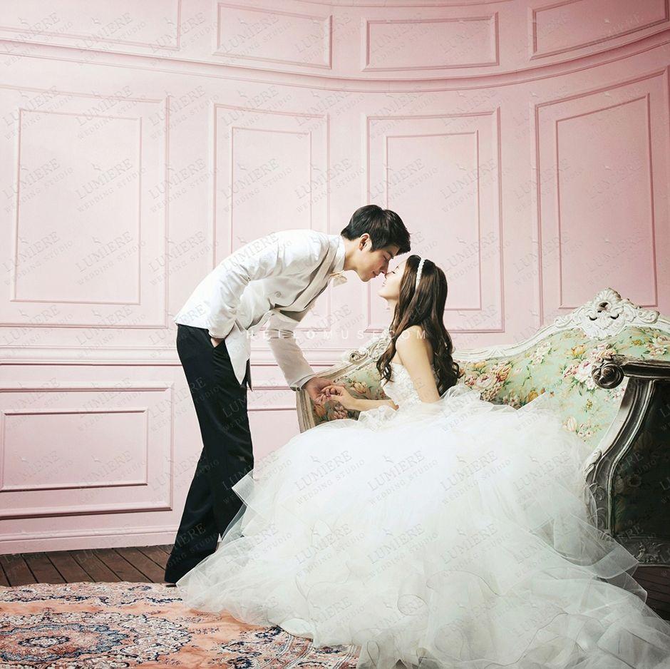 2016 New Korea Pre Wedding Photo Shoot Sample Photos In