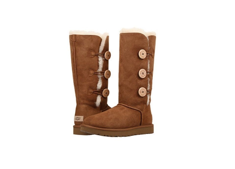 0f0f6024987 Details about UGG Australia Women Bailey Button Triplet 2 II Boots ...