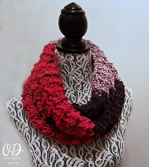 Colorblock Stripe Scarf Striped Scarves Free Crochet And Scarves