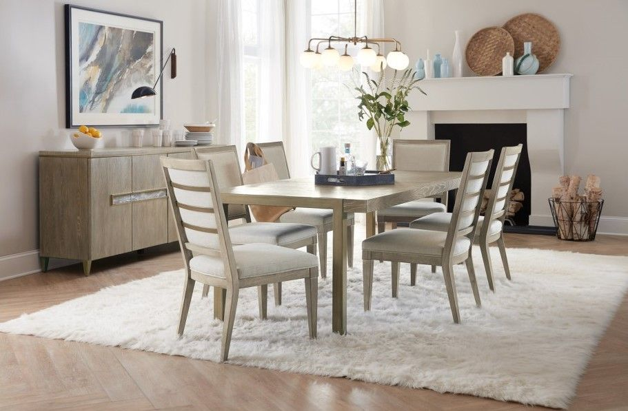 Leaves Allow You To Change The Look Of Your Whole Dining Room Easily