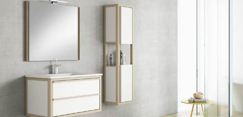 Descubre los muebles auxiliares de baño   Muebles ...