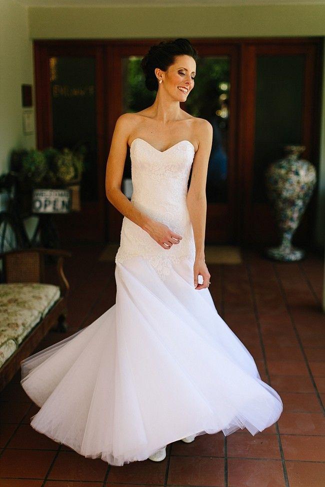 Elbeth Gillis Size 6 Wedding Dress Second Hand