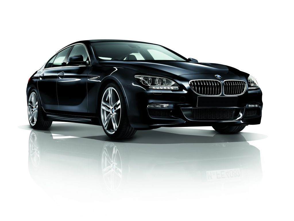 Bmw 6 Series Gran Coupe Gets The M Sport Package Drive Arabia