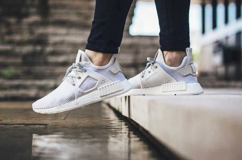 0d3d5b6ce Adidas NMD XR1 Pristine In Vintage White Free Shipping