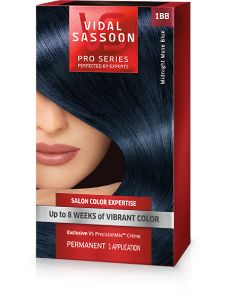Vidal Sassoon Midnight Muse Blue My New Favorite Color Made My