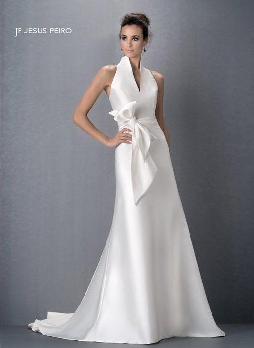 modelo 9032 delante | vestidos