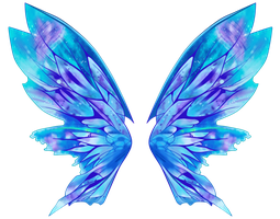 Bloom Dreamix Wings By Thedamnedfairy Butterfly Wings Art Wings Drawing Fairy Wings Drawing