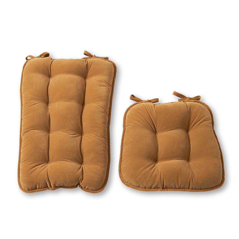 round back rocking chair cushions round designs