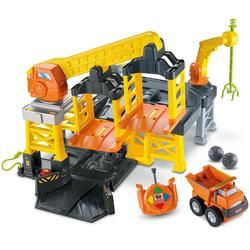 Gift Idea: Big Action Construction Site with Remote Control