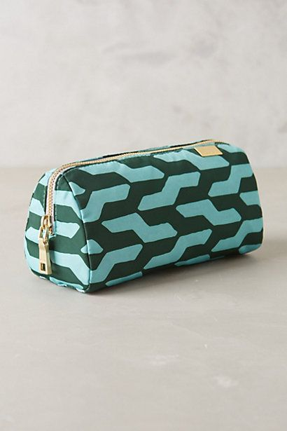 Etch Beauty Pouch - anthropologie.com